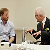 Prince Harry Gets HIV Test