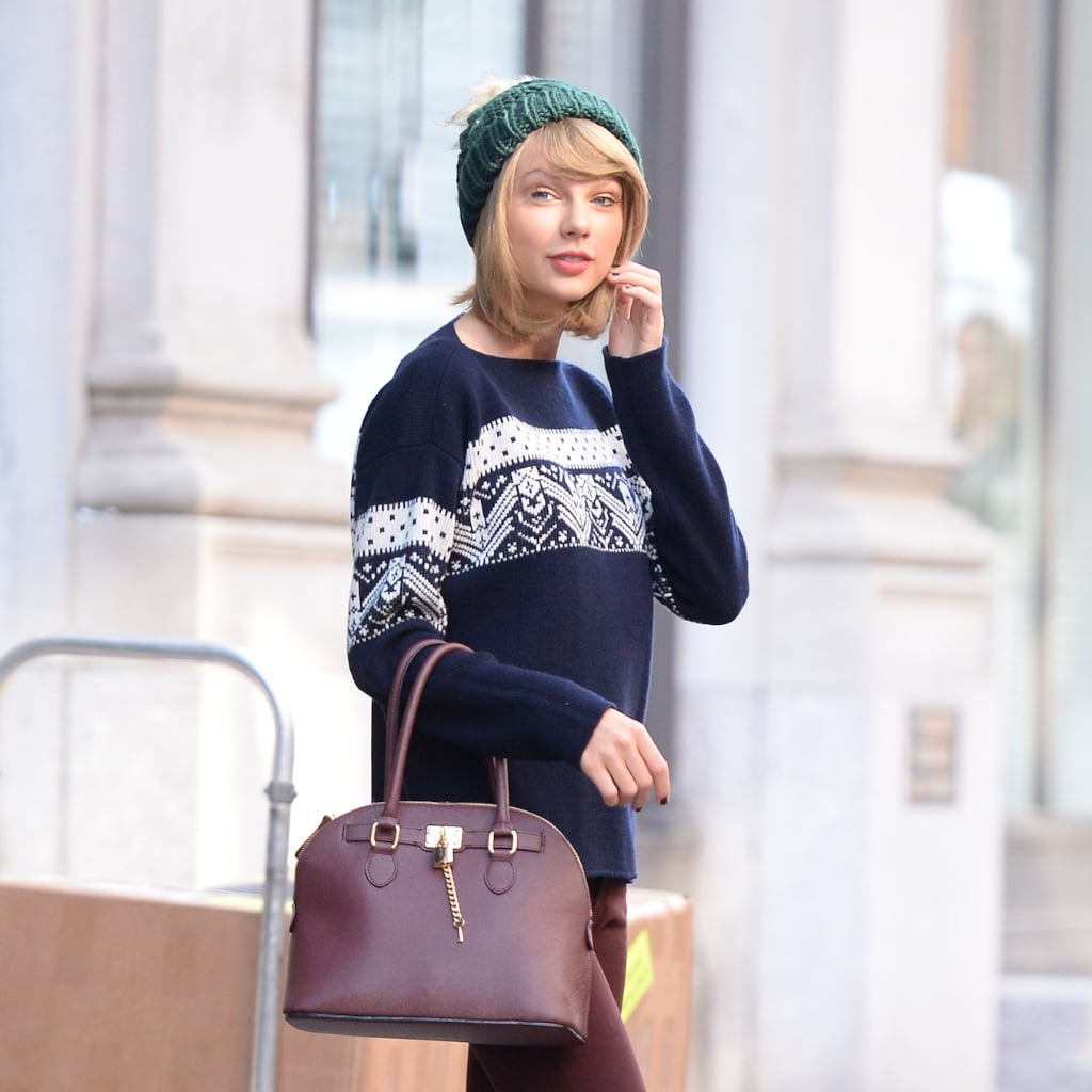 Taylor Swift's Favorite Bag Is Actually From Aldo