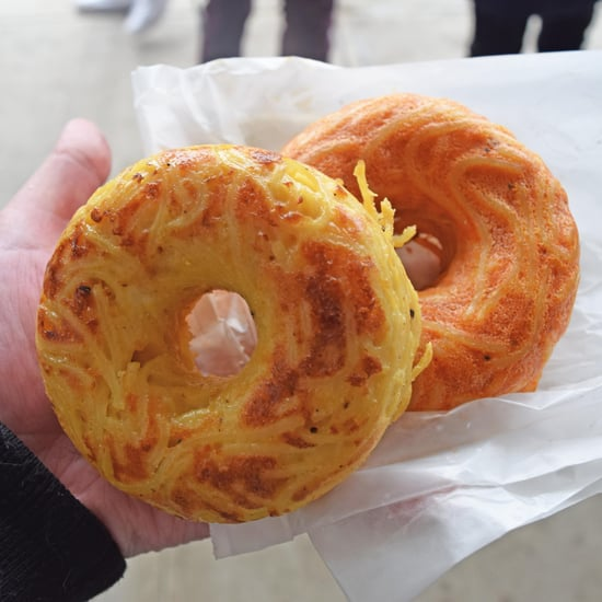 Is the Spaghetti Doughnut Good?