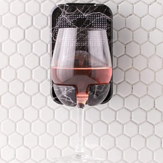 Shower Wine Glass Holder and Speaker on Amazon | 2020