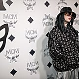 Billie Eilish at the 2019 MCM Global Flagship Store Grand Opening