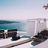 Greece Zoom Background