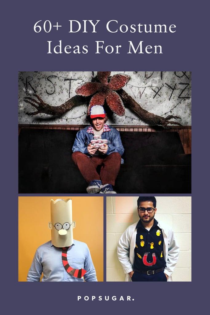DIY Costumes For Men