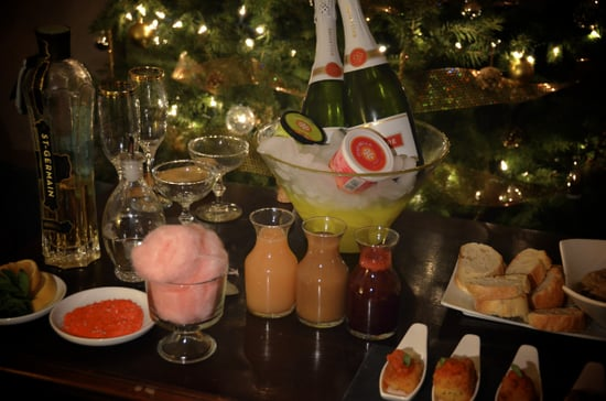 Champagne Cocktail Party