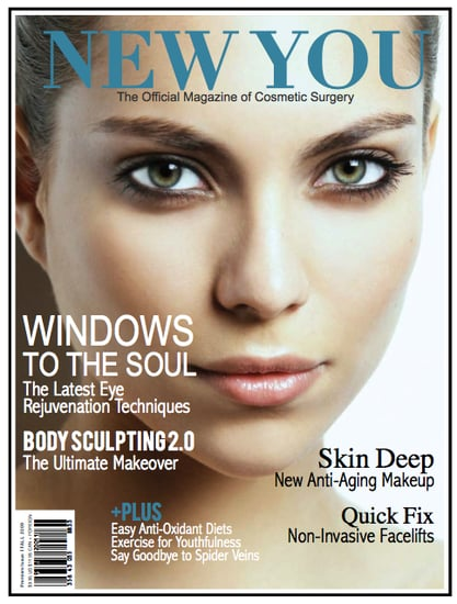 Plastic Surgeons Put Out Their Own Magazine