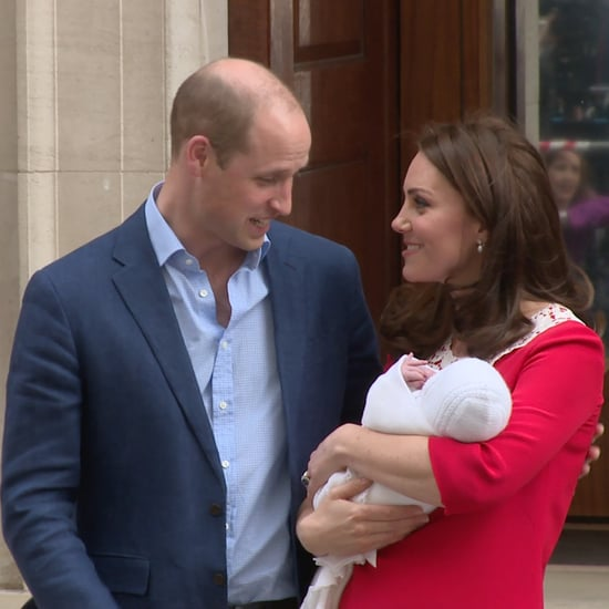 Royal Baby First Appearance Video 2018