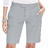 Banana Republic Seersucker Bermuda Short ($58)