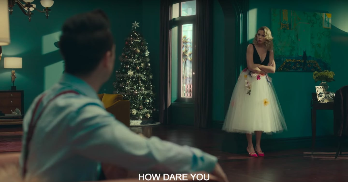 Christmas Tree Near Me.A Christmas Tree 28 Hidden References In Taylor Swift S