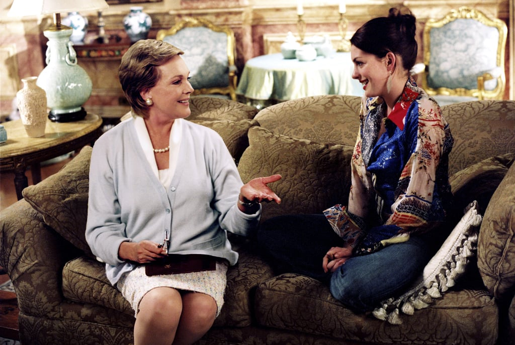 "Name a better duo than Clarisse Renaldi and Mia Thermopolis. I'll wait. Julie Andrews and Anne Hathaway brought this iconic   pair to life back in 2001, and despite the almost two decades that have passed, the bond between them is still strong. For Julie's 83rd birthday on Oct. 1, Anne shared a heartfelt note for her onscreen grandmother that'll leave you deep in your emotions.  ""The importance of grace; The knowledge that power is nothing without respect; Why one must have patience, positivity, perspective, manners, kindness, and humility. Always, To everyone, (No exceptions); The joy in treating people as a gift rather than a burden; How far choosing gratitude can get you..."" Anne wrote in her Instagram photo's caption. ""If I know anything about any of this, It's because I was lucky enough to have learned from the very best at the very beginning. Happy Birthday Julie, Queen Eternal."" Aw! The royal family of Genovia is still standing strong. Check out more of Anne and Julie's sweetest moments from their time filming together ahead. If they ever wanted to get the original cast back together and film a third installment, I sure wouldn't complain — seems like Mandy Moore's nostalgic for those days too!       Related:                                                                                                           Fans Are Freaking Out Over This Little-Known Fact About The Princess Diaries"
