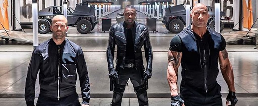 Hobbs and Shaw Behind-the-Scenes Pictures