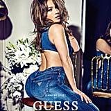 Jennifer Lopez Guess Campaign Spring 2018