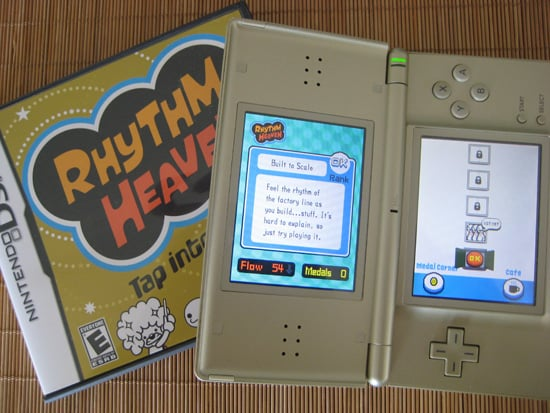 A Review of Rhythm Heaven For the Nintendo DS