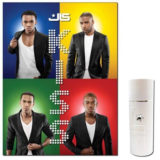 JLS Kiss Is Fastest-Selling Fragrance