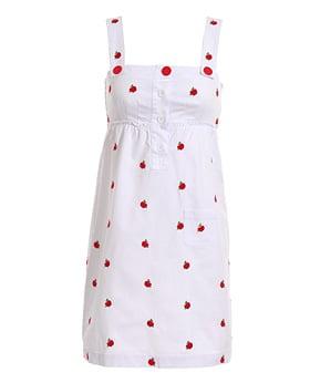 Fab Finger Discount: Sonia Rykiel Apple Print Dress