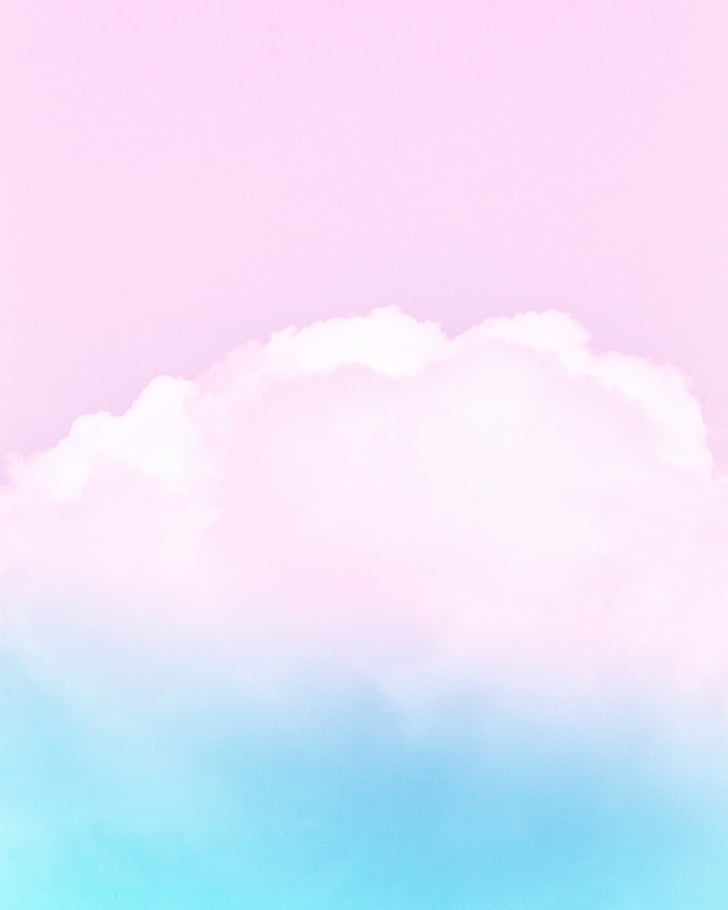 Pastel Sky iPhone Wallpaper   Best iOS 14 Wallpaper Ideas ...
