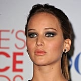 Jennifer Lawrence's Sexy, Smoky Eyes