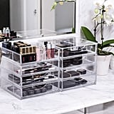 Boxy Girl Acrylic Makeup Organizer