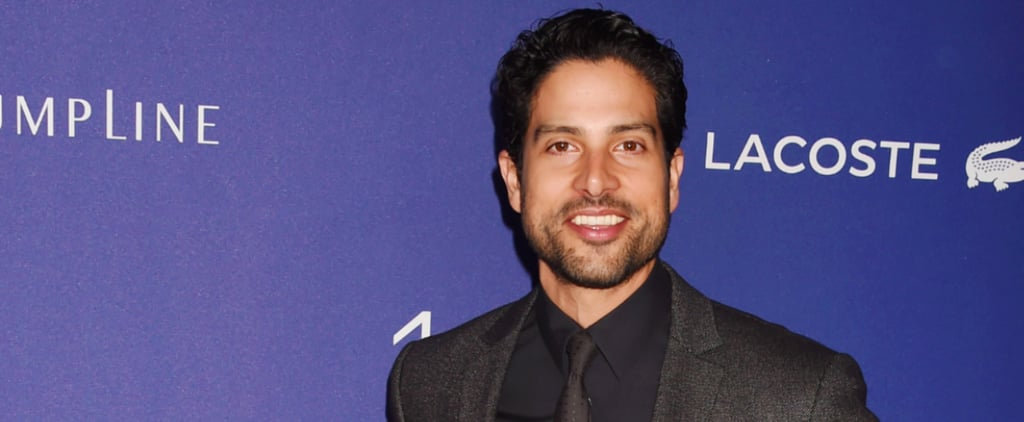 Adam Rodriguez on His Puerto Rican Background