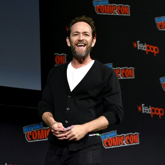 Celebrity Reactions to Luke Perry's Death