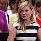 Kirsten Dunst stopped by Good Morning America to promote Bachelorette in NYC.