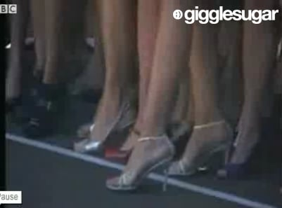 On the Heels of the Olympics: The Stiletto Run