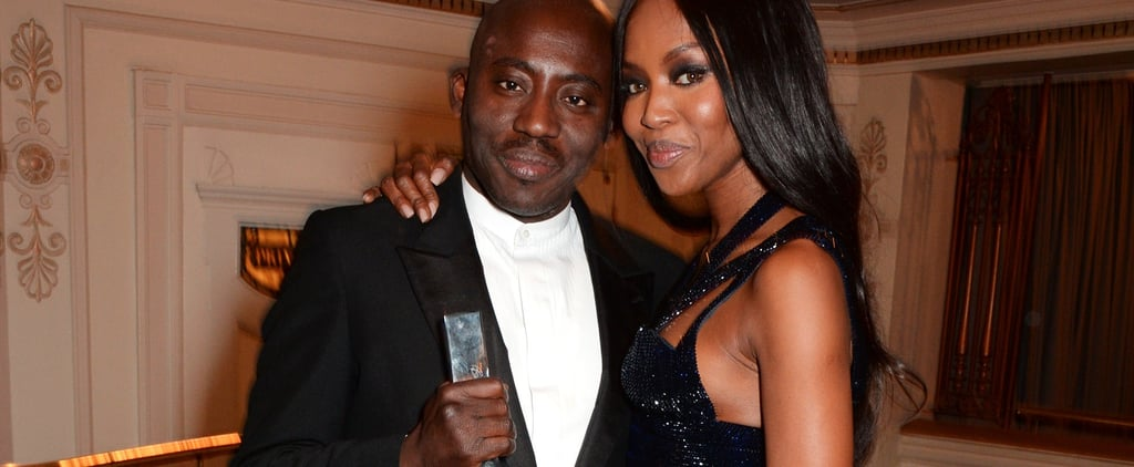 Who Is the New Editor of British Vogue, Edward Enninful?
