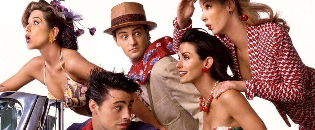 حلقة خاصة من مسلسل Friends على وشك أن تنطلق قريباً 2020