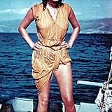 Sophia Loren in Boy on a Dolphin