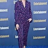 Candice King  at EW's 2020 SAG Awards Preparty