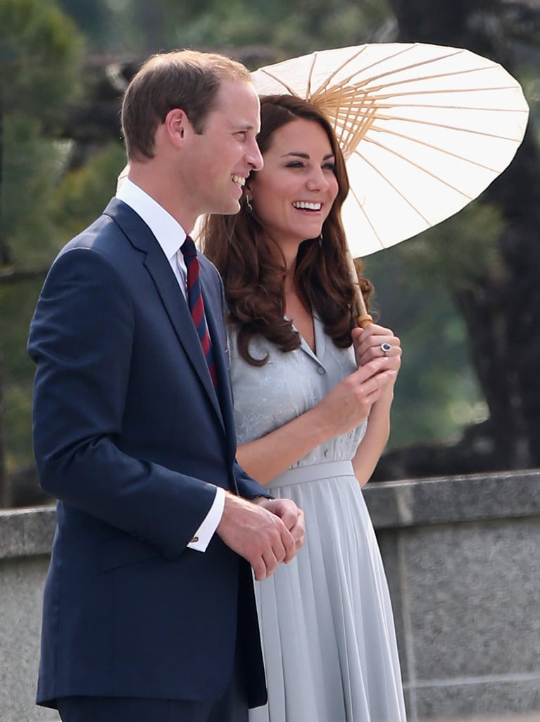 Prince William and Kate Middleton traveled to South East Asia in September 2012.