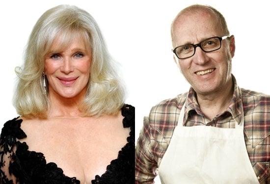 Photos of Hell's Kitchen 2009 Finalists Adrian Edmondson and Linda Evans