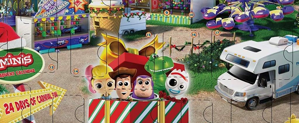 Disney Toy Story 4 Advent Calendar on Amazon