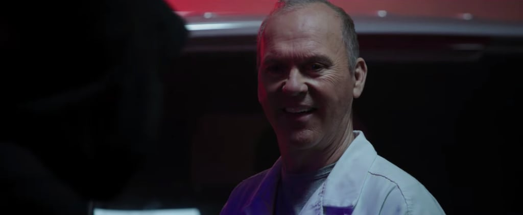 Fans React to Michael Keaton in the Morbius Trailer