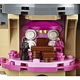 Dolores Umbridge's pink office.