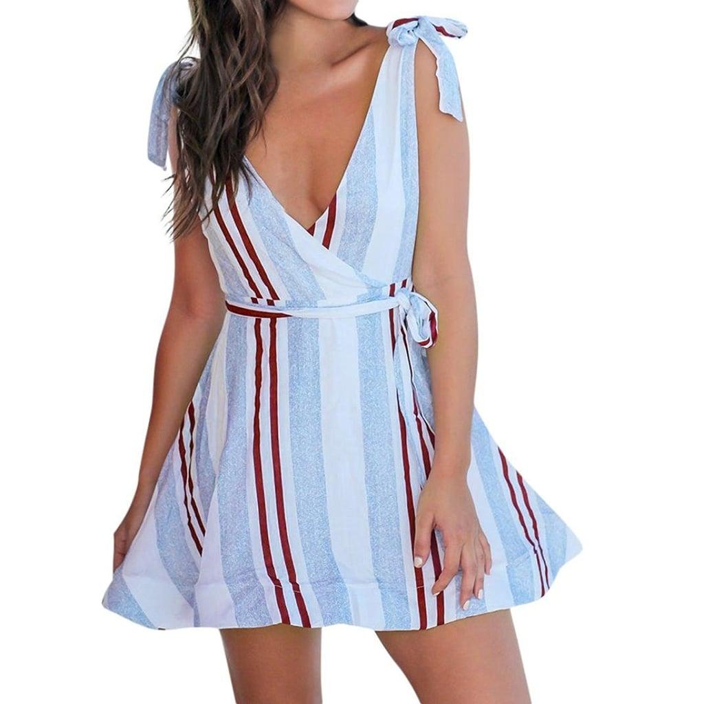 f2ff0d1a14 Limsea Striped Dress