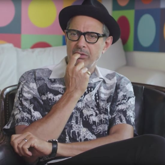 Jeff Goldblum Reacts to Tattoos of Himself | GQ