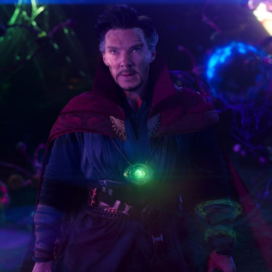 Who Plays Dormammu in Doctor Strange?