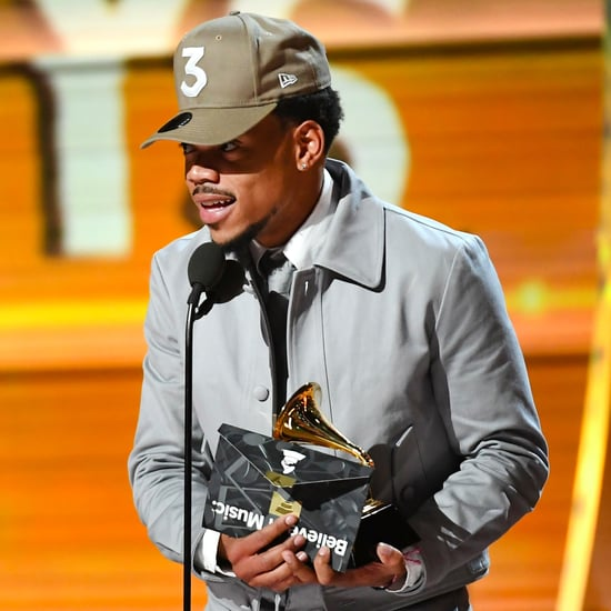 Chance the Rapper Speech Video at the 2017 Grammys