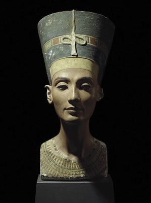 "Nefertiti's Bust Likely ""Airbrushed"""