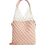 Like Dreams Knotted Faux-Leather Tote