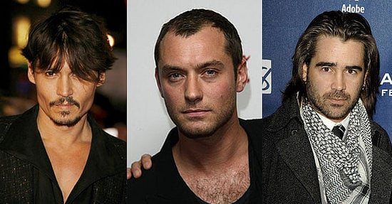 Johnny, Jude and Colin Take Over Ledger's Last Role