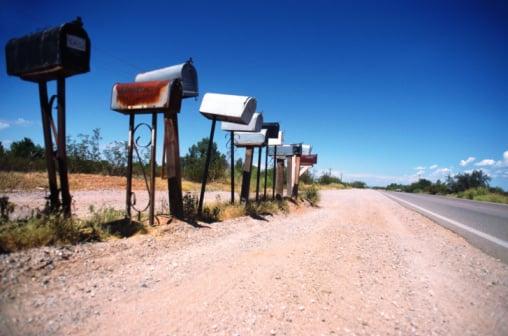 Casa Verde:  Banish Junk Mail