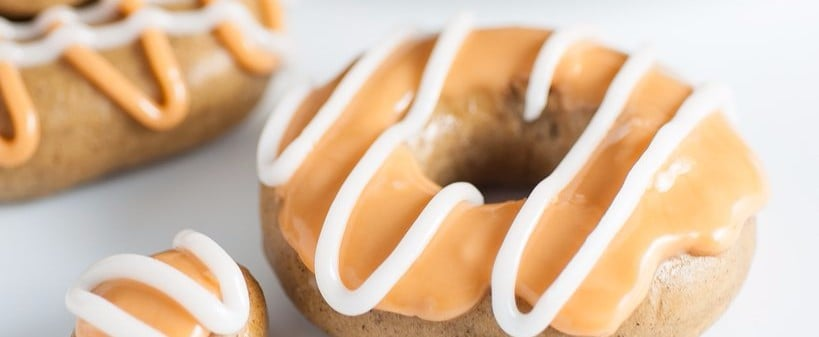 """PSA: These Drool-Worthy Doughnuts Are """"Protein-Packed"""" AND Guilt-Free!"""