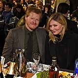 Pictured: Jesse Plemons and Kirsten Dunst
