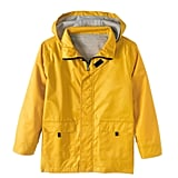 Lined Rain Slicker Jacket