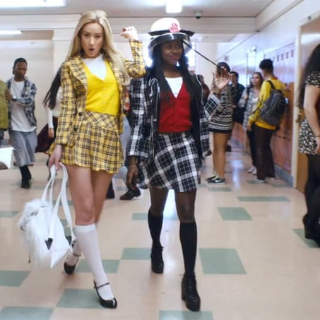"Iggy Azalea's ""Fancy"" Clueless Music Video"