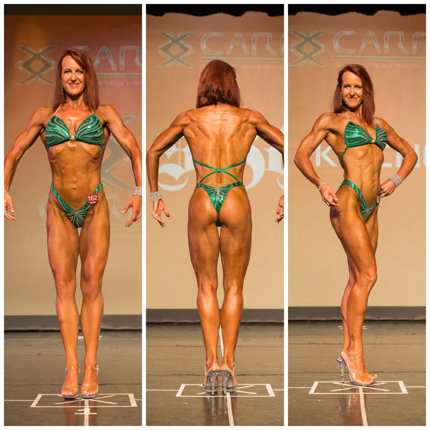 diet of a fitness competitor for fat loss