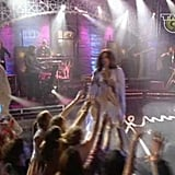 "Performing ""Jenny From the Block"" on MTV in 2002"