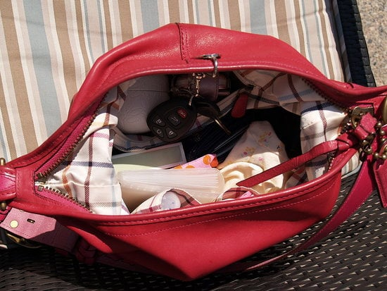 What's in Your Bag? 8lb bag!