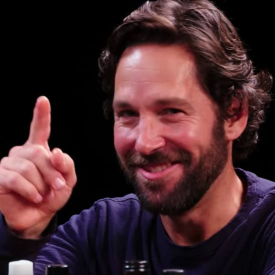 Paul Rudd Eats Super Spicy Hot Wings in Hot Ones Video